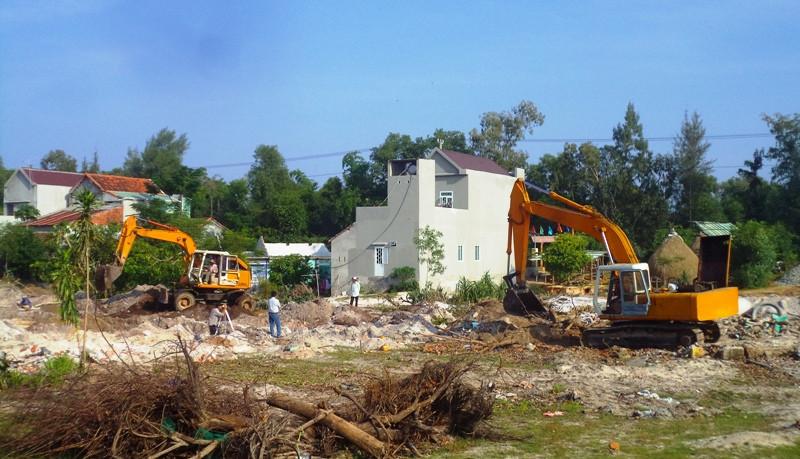 Trình tự thủ tục thu hồi đất theo luật đất đai 2003