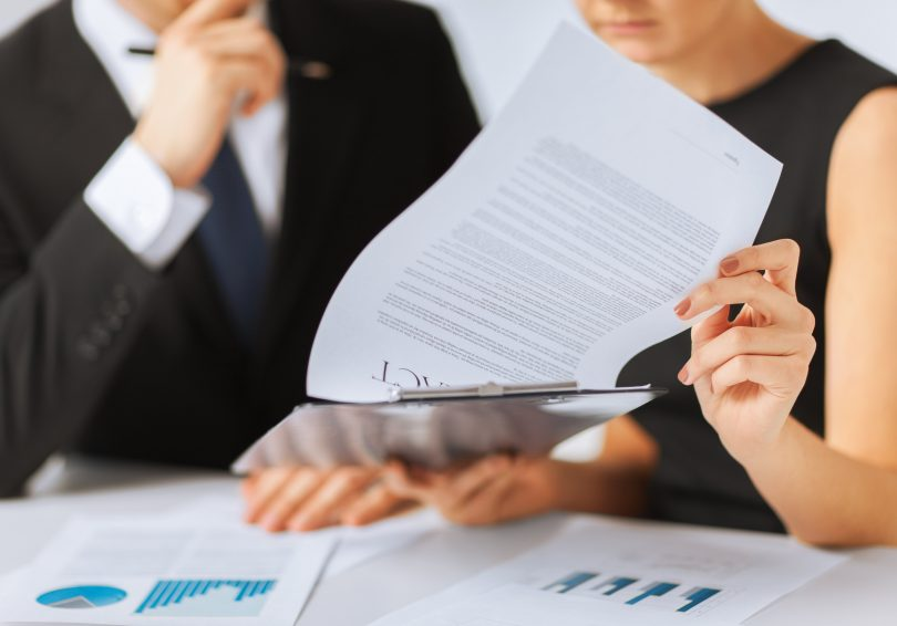 Đóng bảo hiểm khi kí hợp đồng cộng tác viên