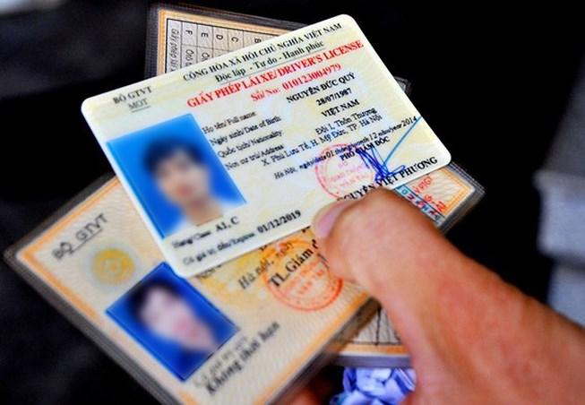 thủ tục đổi giấy phép lái xe tại Đà Nẵng
