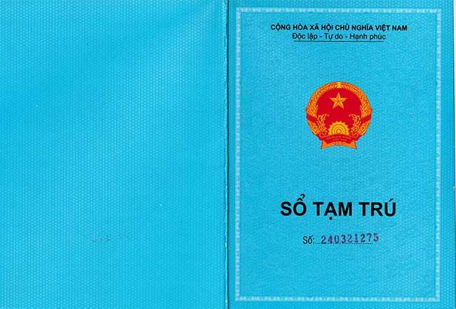 Thông báo đăng ký tạm trú có phải hộ khẩu không – Luật Toàn Quốc