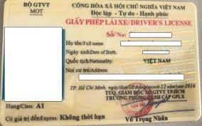 Thủ tục cấp lại giấp phép lái xe bị mất mới nhất – Luật Toàn quốc
