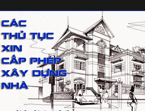 Tư vấn về thủ tục cấp phép xây dựng nhà ở đô thị