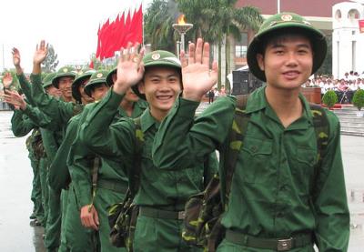 trường hợp công dân được miễn nghĩa vụ quân sự