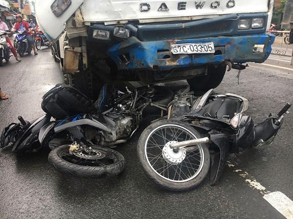 Tội vi phạm quy định về tham gia giao thông đường bộ có phải là tội khởi tố theo yêu cầu của bị hại?