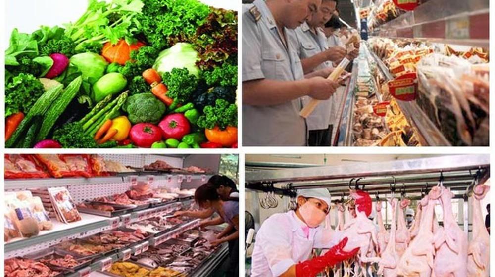 Hình thức xử phạt VPHC về an toàn thực phẩm