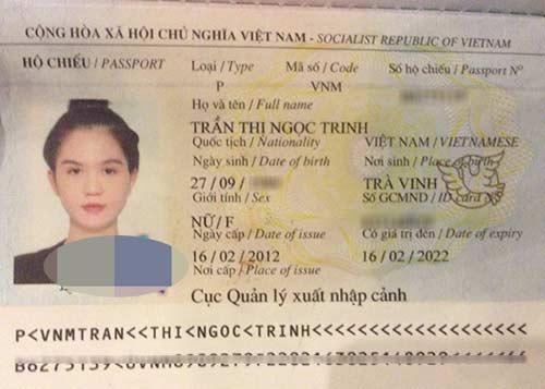 Sửa đổi hộ chiếu tại cơ quan đại diện cho công dân Việt Nam ở nước ngoài