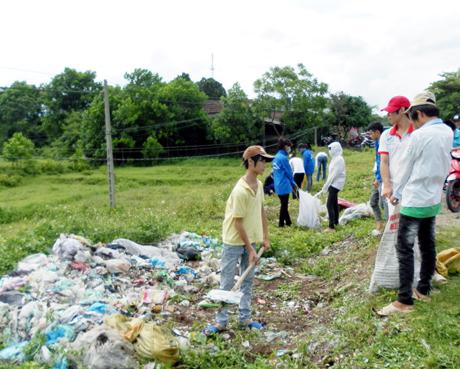 vi phạm quy định về cải tạo và phục hồi môi trường
