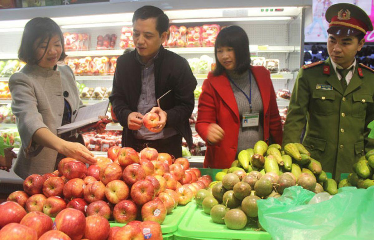 Mức phạt vi phạm quy định về điều kiện ATTP đối với thực phẩm nhập khẩu, xuất khẩu