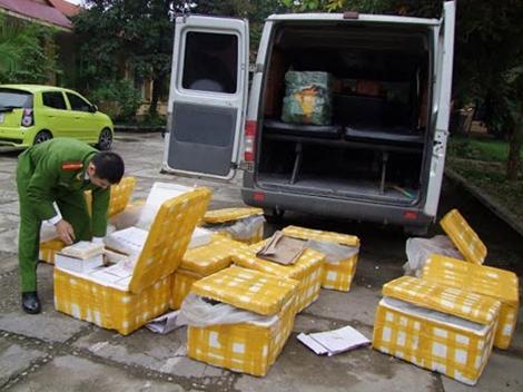 Mức phạt vi phạm quy định về điều kiện bảo đảm an toàn thực phẩm trong vận chuyển thực phẩm, phụ gia thực phẩm, chất hỗ trợ chế biến thực phẩm, dụng cụ, vật liệu bao gói, chứa đựng tiếp xúc trực tiếp với thực phẩm