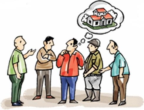 Những người được hưởng di sản thừa kế đất đai theo quy định hiện hành