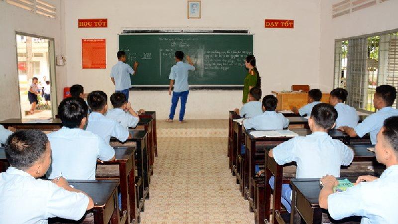 Những đối tượng nào có thể được áp dụng biện pháp giáo dục tại xã, phường, thị trấn