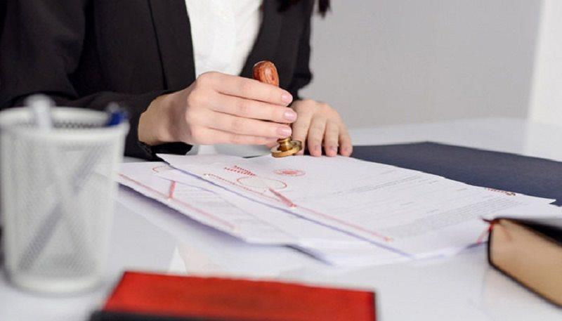 Giá trị pháp lý của giấy tờ đã công chứng năm 2019