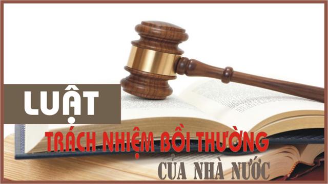 Hồ sơ yêu cầu bồi thường theo quy định tại Luật trách nhiệm bồi thường của Nhà nước 2017