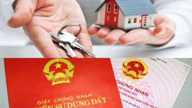 Phí thẩm định cấp quyền sử dụng đất Điện Biên năm 2018