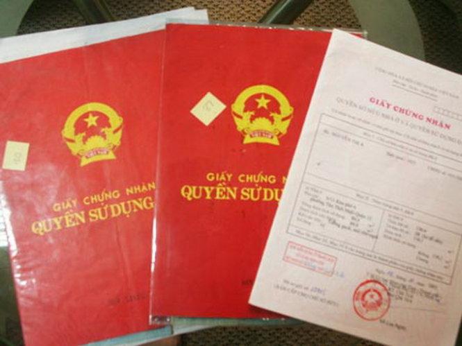 Phí thẩm định cấp quyền sử dụng đất Hưng Yên năm 2018