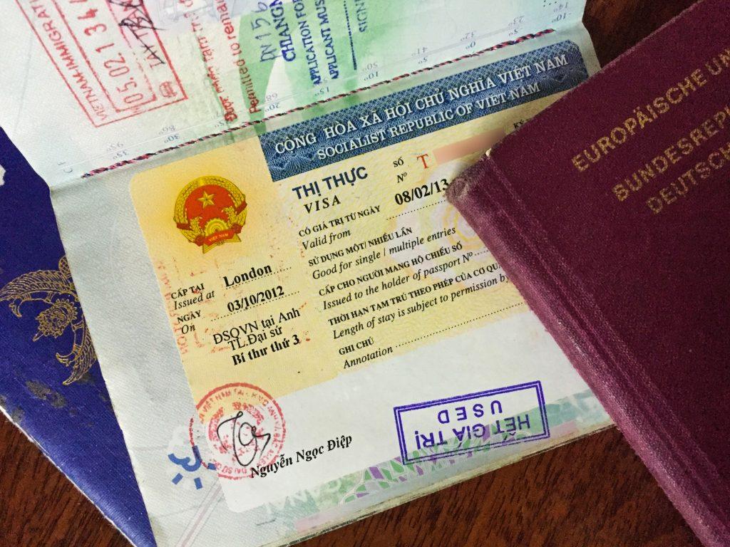 Thủ tục cấp lại giấy miễn thị thực