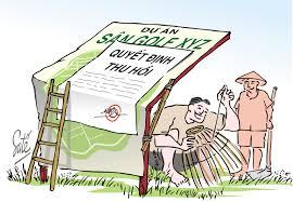Kiện đòi bồi thường thiệt hại khi dự án bị thu hồi do lỗi của bên chuyển nhượng