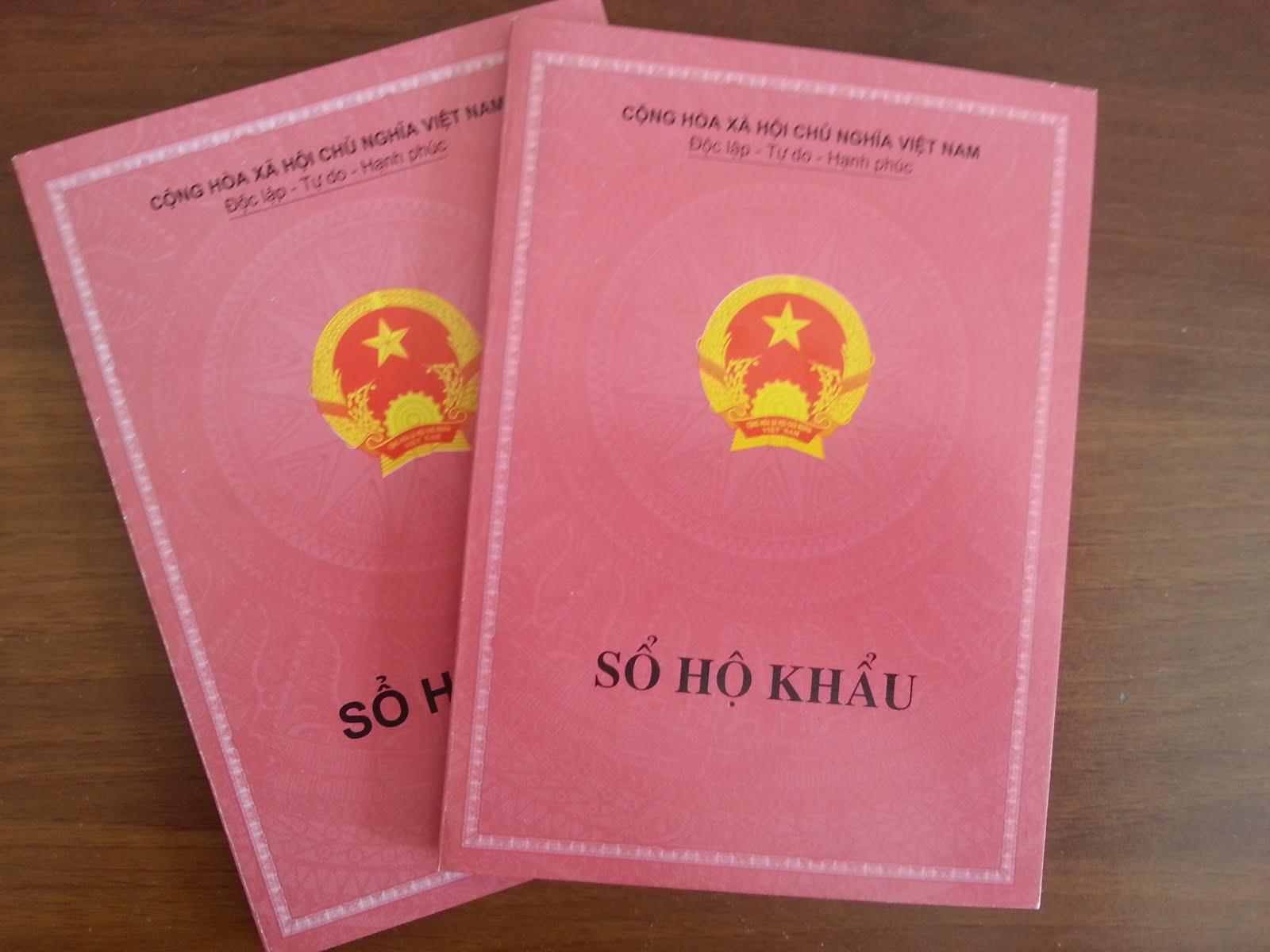 Thủ tục tách khẩu tại Hà Nội 2019