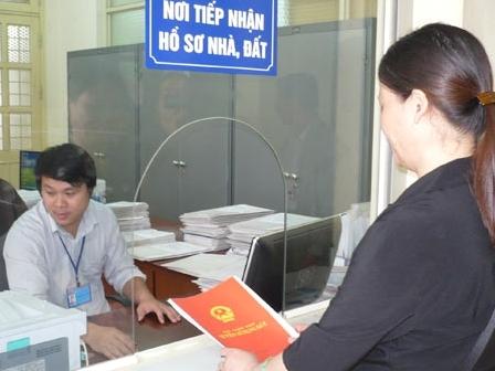 Hướng dẫn kê khai mẫu đơn đăng ký biến động đất đai
