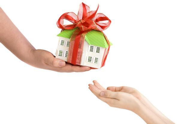 Cách thức tặng cho tài sản cho con