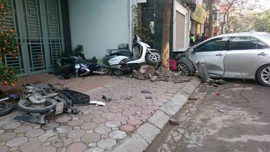 Điều khiển ô tô gây tai nạn chết người