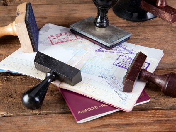 Thủ tục cấp thị thực tại cửa khẩu quốc tế cho người nước ngoài