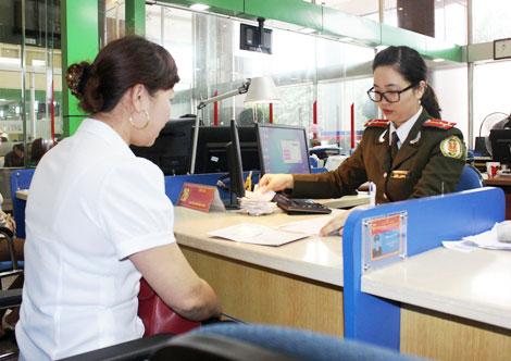 lệ phí cấp hộ chiếu