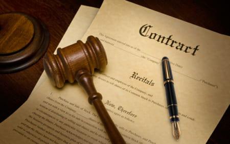 Chấm dứt hợp đồng đặt cọc khi mua bán đất