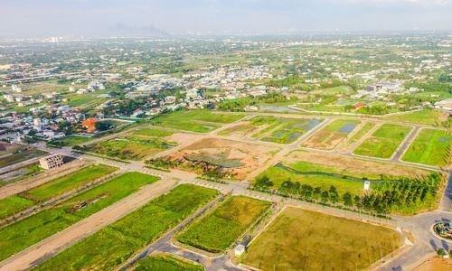 Diện tích tách thửa đất ở tại Nghệ An