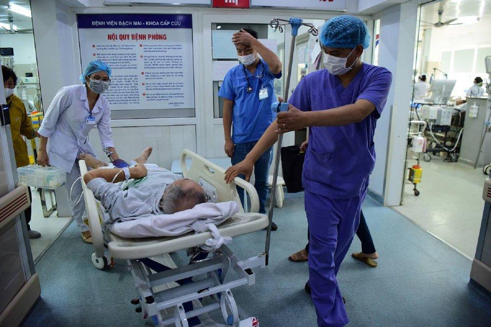 Khi nào đi viện do cấp cứu được coi là đúng tuyến