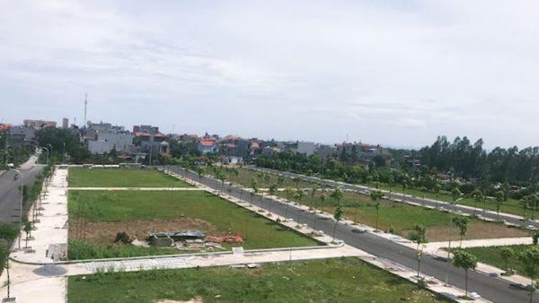 Diện tích tách thửa đất ở tại Bắc Giang