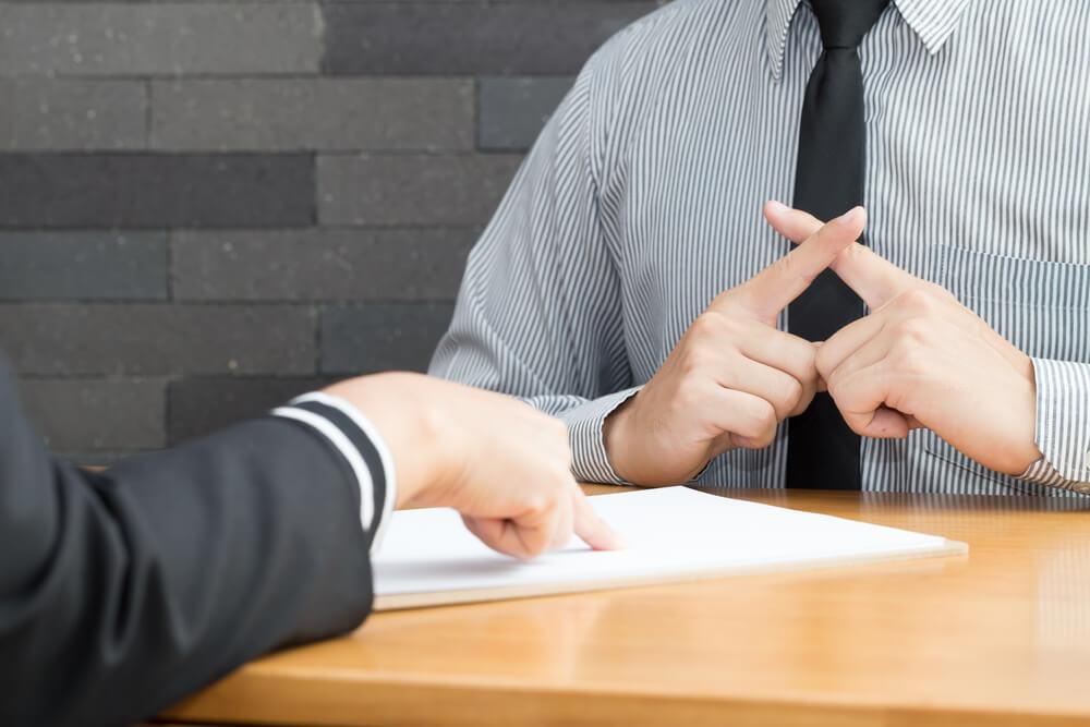 ký hợp đồng thử việc 2 lần