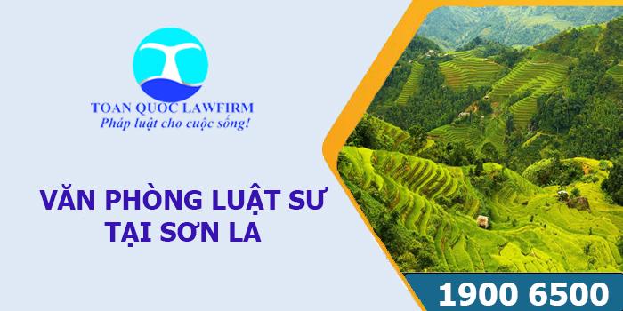 Văn phòng luật sư tại Sơn La tư vấn luật miễn phí
