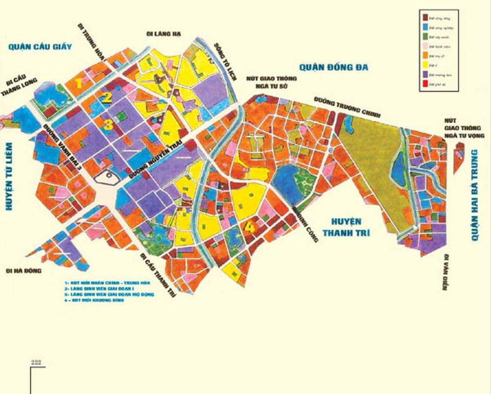Cách để biết đất nằm trong vùng quy hoạch hay không
