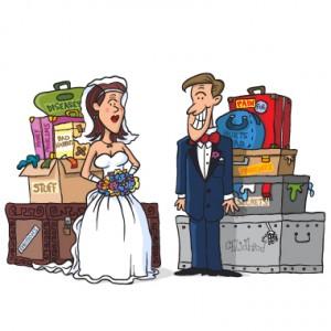 tài sản sau hôn nhân