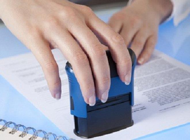 Công chứng hợp đồng đặt cọc 2020 theo quy định