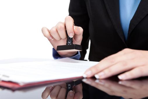 Quy định của pháp luật về thủ tục công chứng 2020