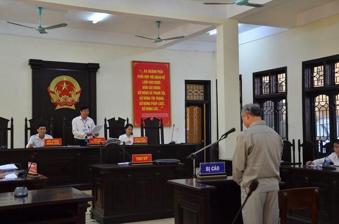 Tòa án nhân dân huyện Thanh Sơn