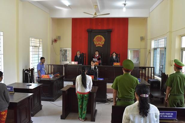 Tòa án nhân dân huyện Cầu Kè