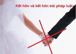 Kết hôn trái pháp luật
