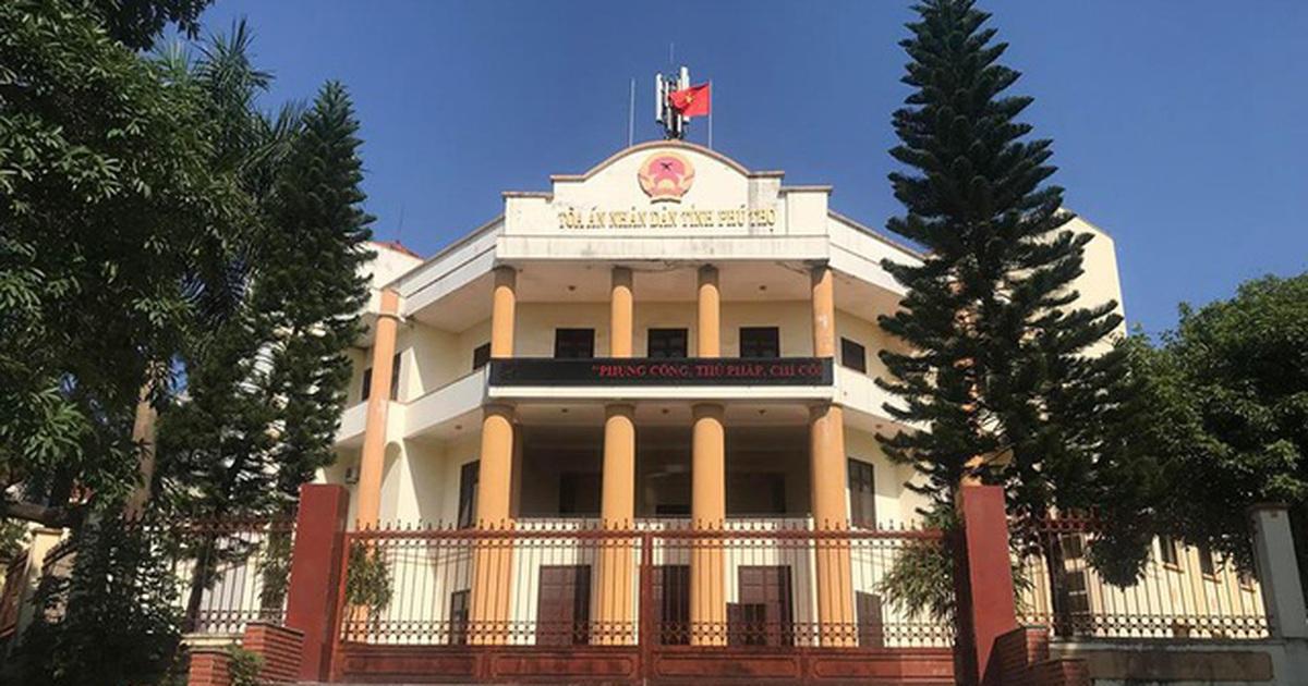 Tòa án nhân dân thị xã Phú Thọ