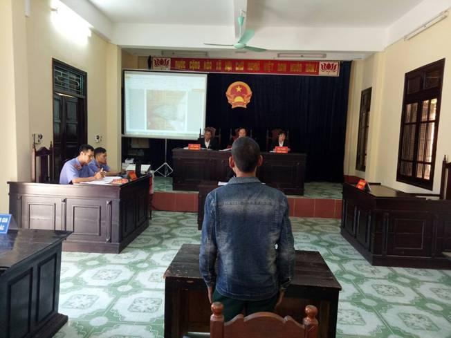 Địa chỉ Tòa án nhân dân huyện Xín Mần