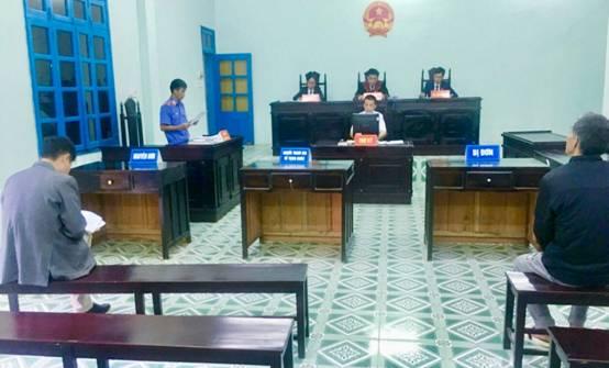 Địa chỉ Tòa án nhân dân huyện Yên Minh