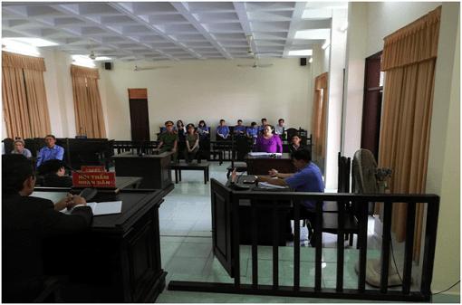 Địa chỉ Tòa án nhân dân thành phố Trà Vinh