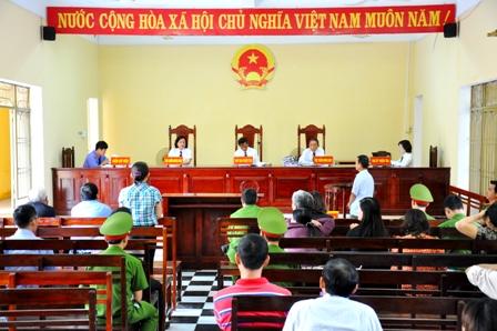 Tòa án nhân dân huyện Phù Ninh