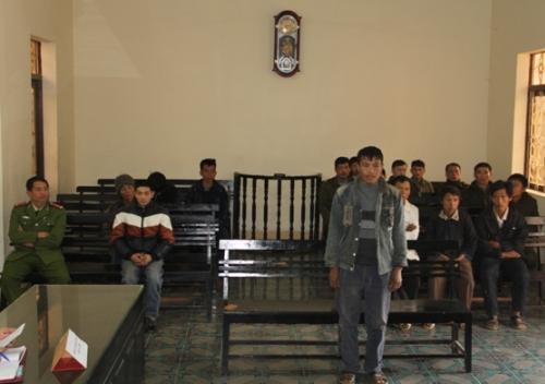 Tòa án nhân dân huyện Mù Cang Chải