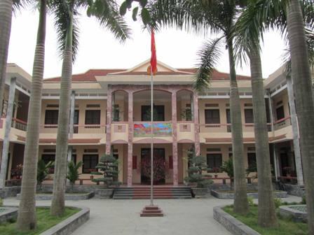 Địa chỉ Tòa án nhân dân huyện Tuần Giáo