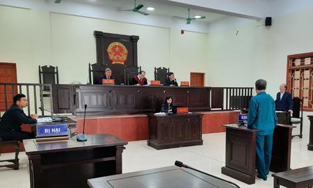 Tòa án nhân dân huyện Thanh Thủy