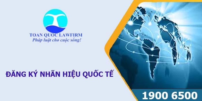 đăng ký nhãn hiệu quốc tế