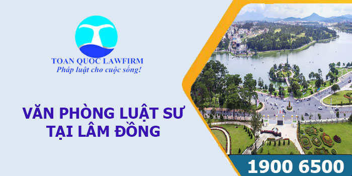 Văn phòng Luật sư tại Lâm Đồng tư vấn luật miễn phí